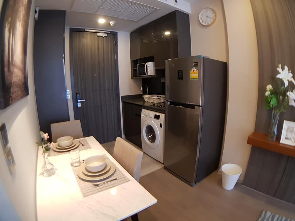 Ashton Asoke - 1 bed - Floor 21, 22 and 24