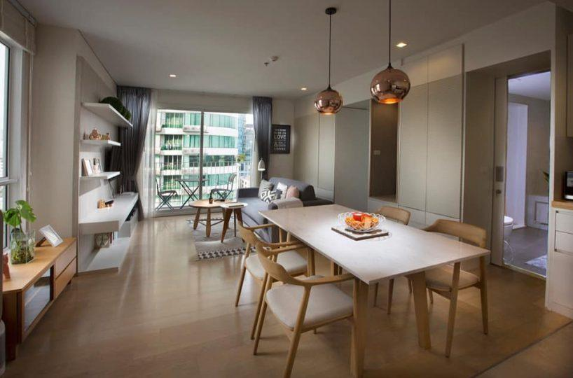 HQ Thonglor - 1 bed - floor 18