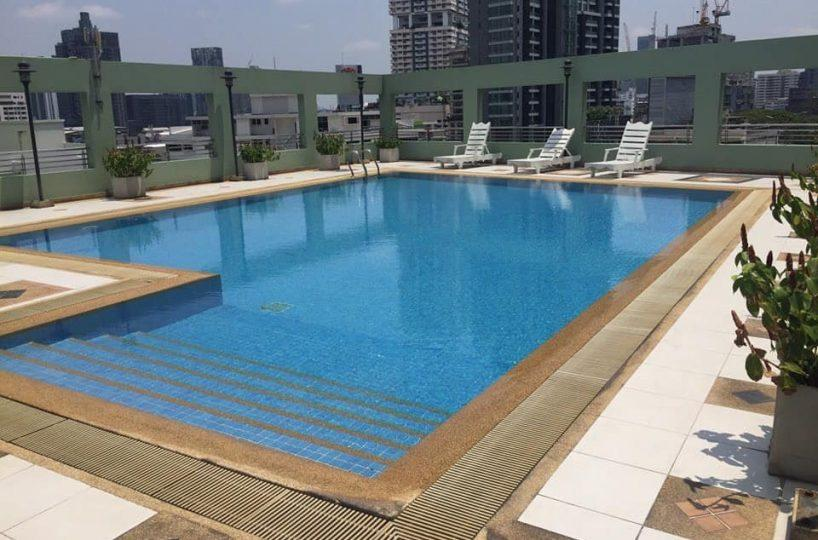 Lumpini Suite Sukhumvit 41 - 2 bed 1 bath - floor 9