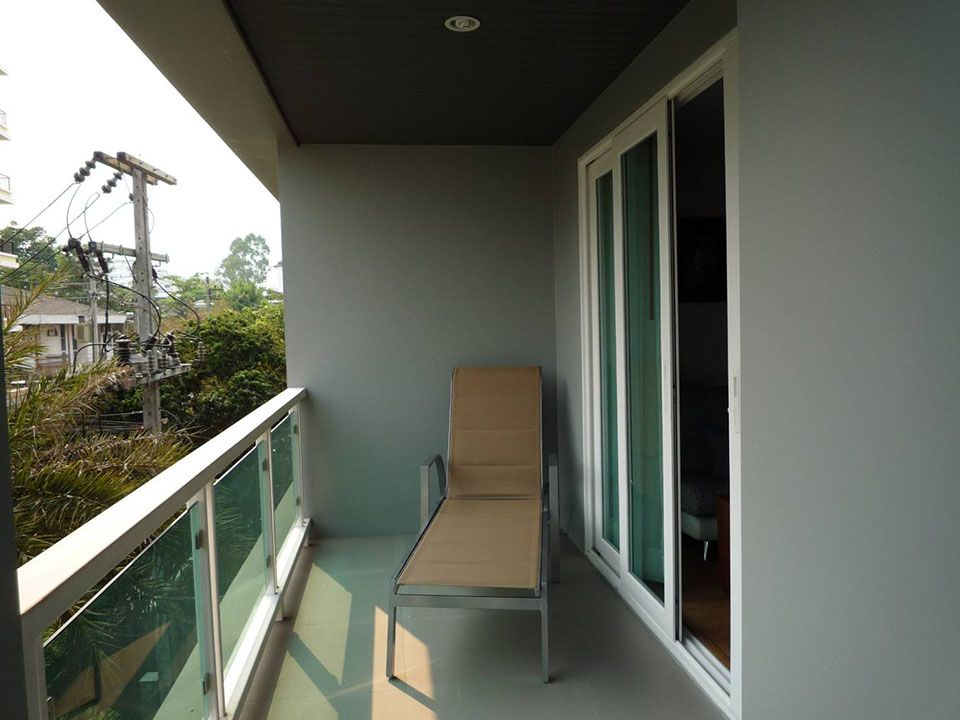 Rawee Waree Condo - 1 bed - Chiang Mai