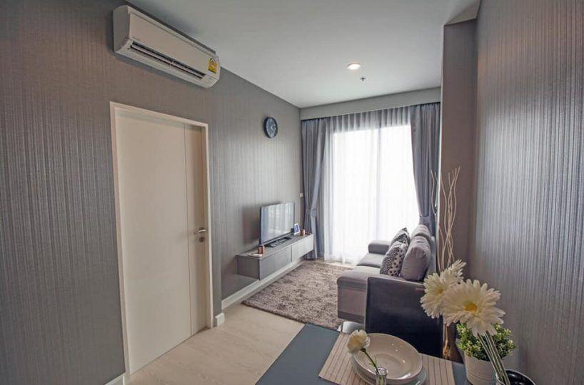 The Niche Pride Phetchaburi - 1 bed - floor 22