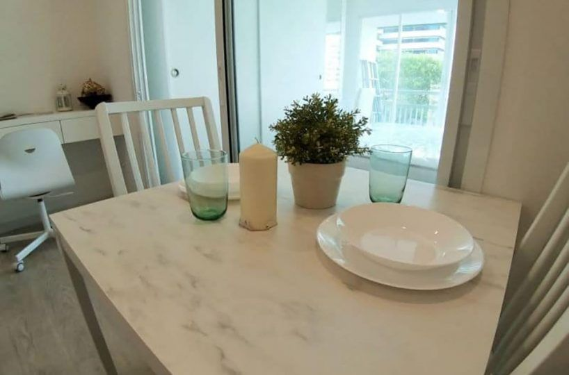 Grand Park View Asoke - 1 bed - floor 12A