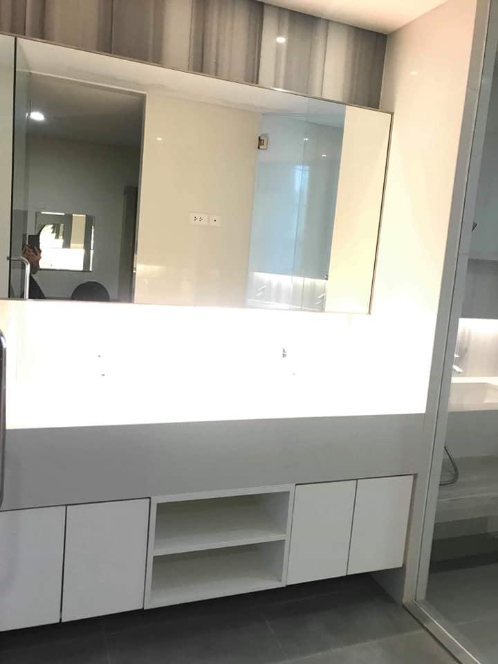 Aequa Residence Sukhumvit 49 - 2 bed 2 bath - floor 15