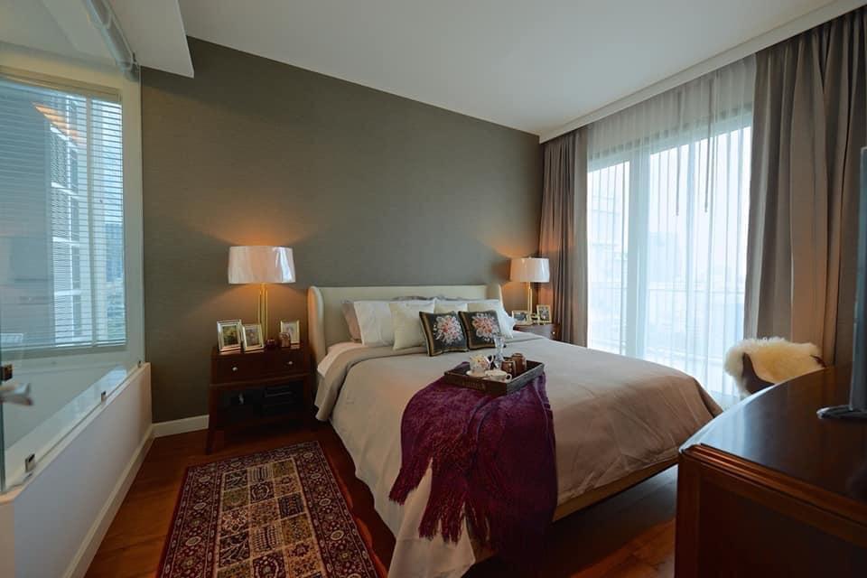 185 Rajadamri - 2 bed 2 bath - floor 19