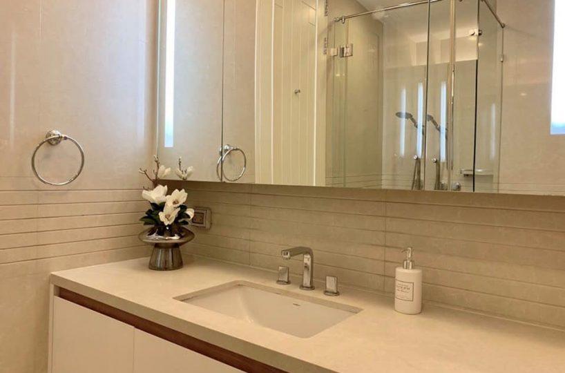 Q Langsuan - 2 bed 2 bath - floor 23