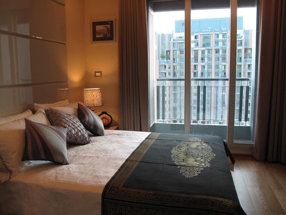 The Address Asoke - 1 bed 1 bath - floor 38