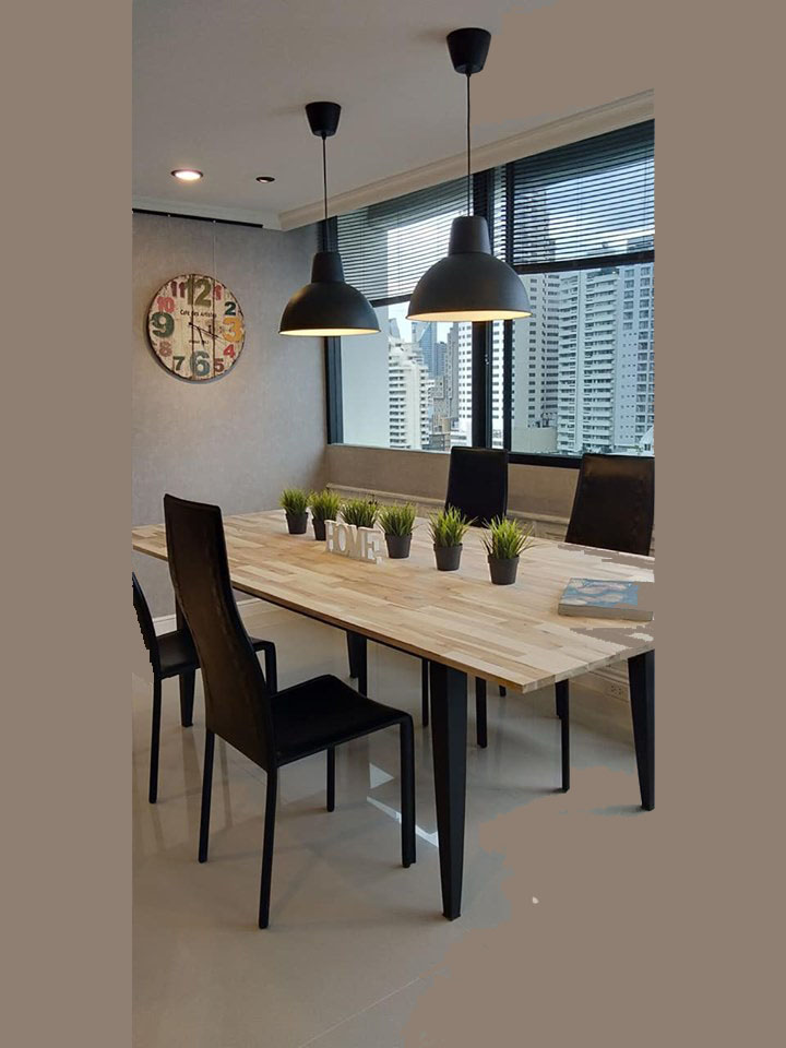 Sukhumvit Casa - 2 bed 2 bath - Floor 16