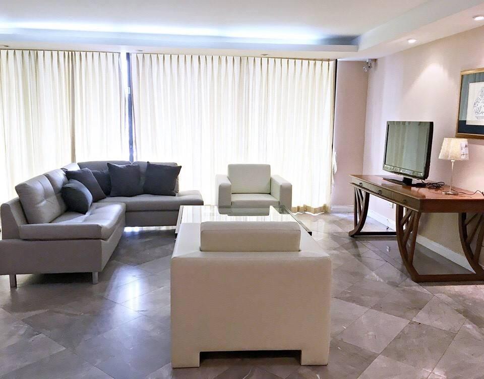 The Sukothai Residence - 4 bed 2 bath - floor 19