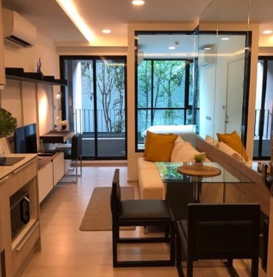 Vtara Sukhumvit 36 - 1 bed - floor 2