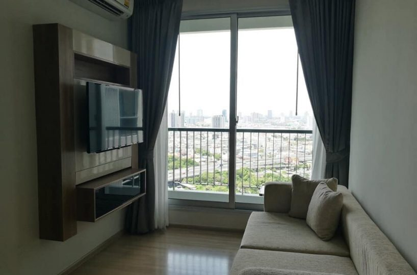 Rhythm Sathorn - 1 bed - Floor 29