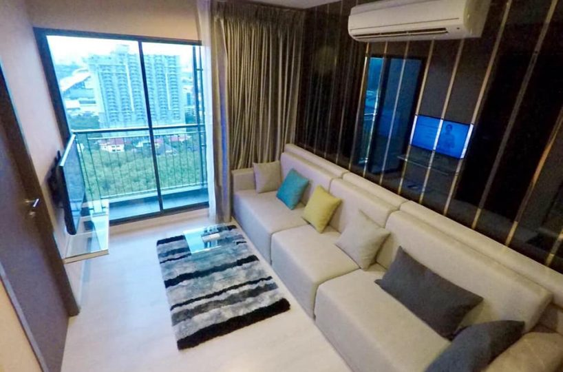Rhythm Asoke - 2 bed 1 bath - floor 26