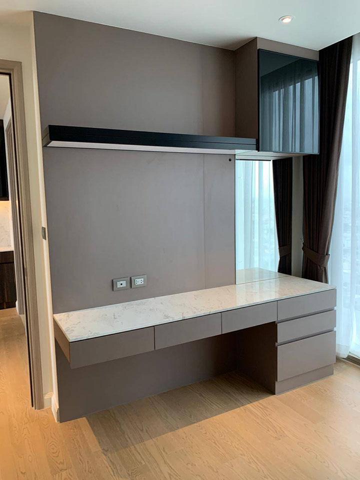 Magnolias Waterfront - 2 bed 2 bath - floor 37