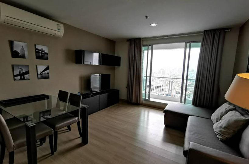 Life @ Ladprao 18 - 2 bed 2 bath - floor 24