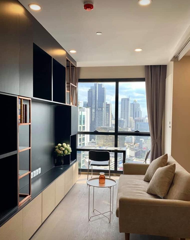 Ashton Chula Silom - 1 bed - Floor 27