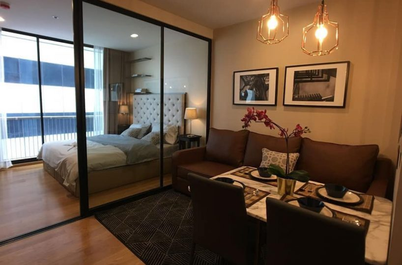 Noble Revo Silom - 1 bed - floor 15