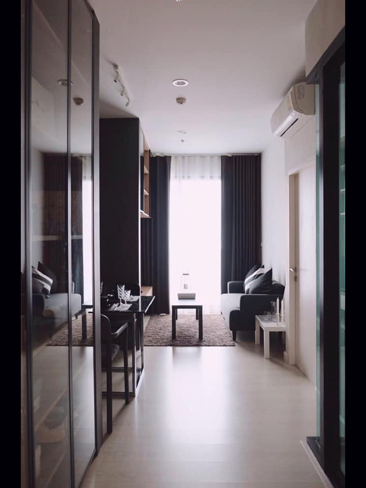 The Niche Pride Thonglor- Phetchaburi - 1 bed - floor 17