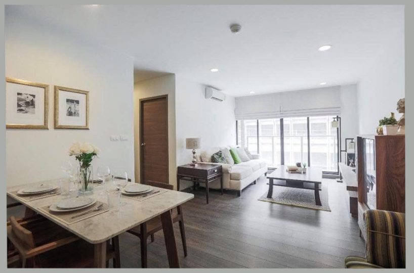 Rende Sukhumvit 23 - 2 bed 2 bath - floor 4