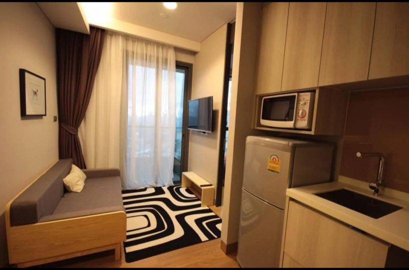 Lumphini 24 - 1 bed - Floor 21