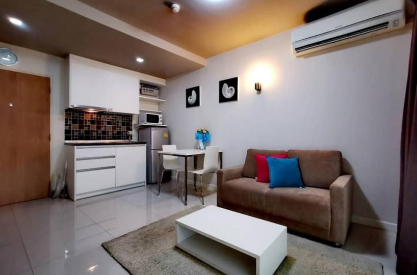 Le Cote Sukhumvit 14 - 1 bed - floor 3
