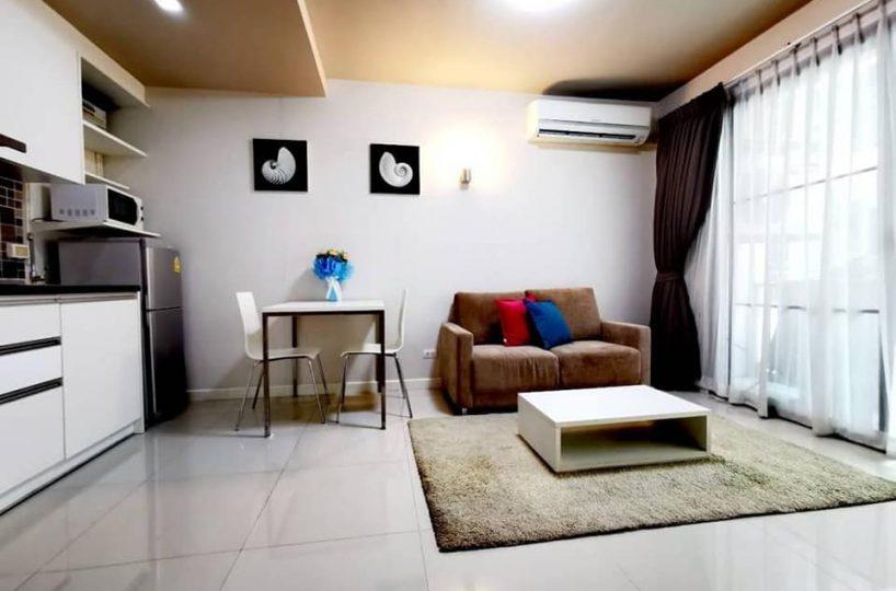 Le Cote Sukhumvit 14 - 1 bed - floor 3