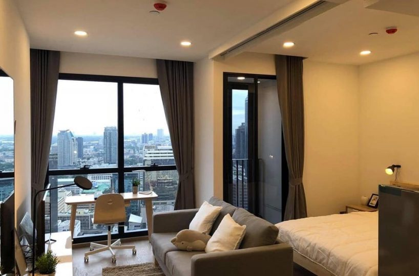 R1001 - Ashton Chula Silom - 1 bed - floor 20