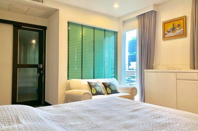 R958 - The Address Chidlom - 2 bed 2 bath - floor 10