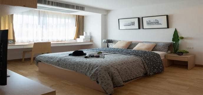 R976 Residence 52 - 2 bed 2 bath - floor 6
