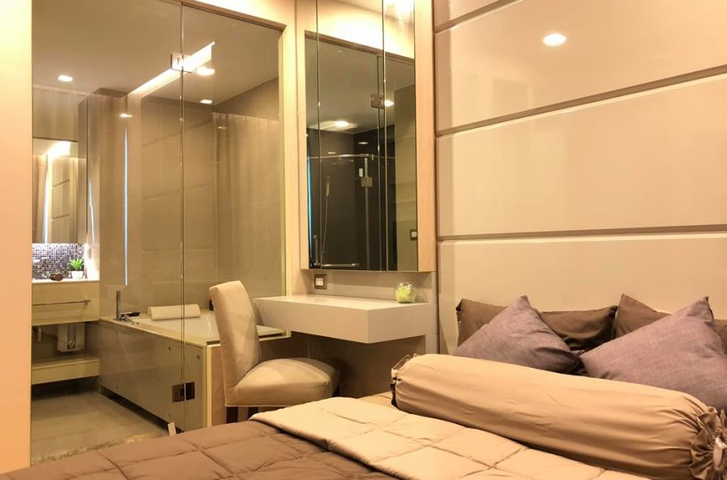 The Address Asoke - 1 bed - floor 32