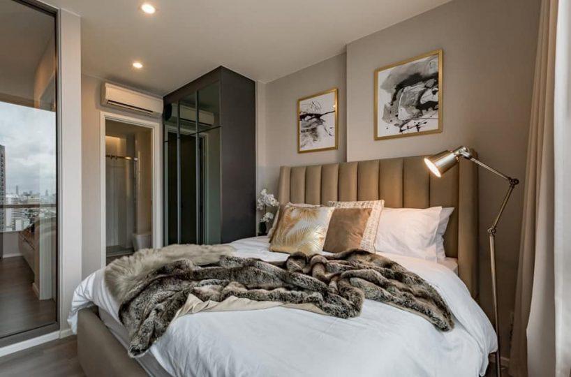 R975 The Room Sukhumvit 69 - 1 bed - floor XX