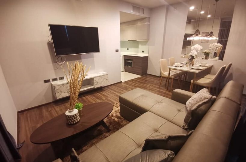 Ceil by Sansiri - 2 bed 2 bath - floor 14