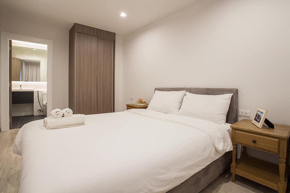 De Amber na Jomtien - 1 bed - floor 4/5/6