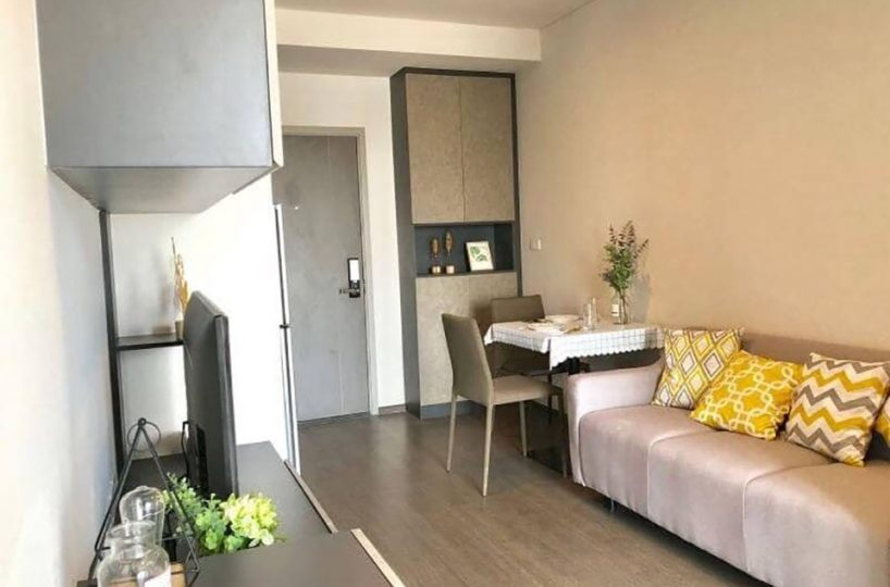 R1014 - Ideo Phahol Chatuchak - 1 bed - floor 30