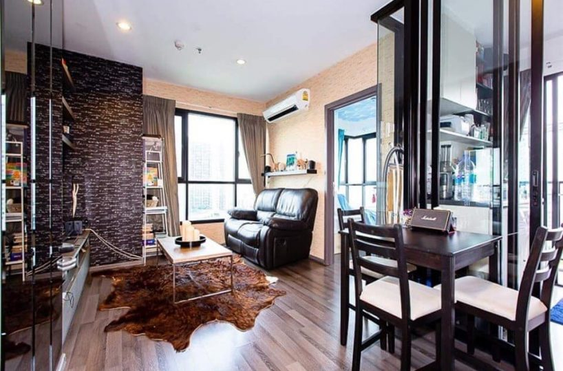 The Base Park West S77 - 2 bed 1 bath - floor 12A