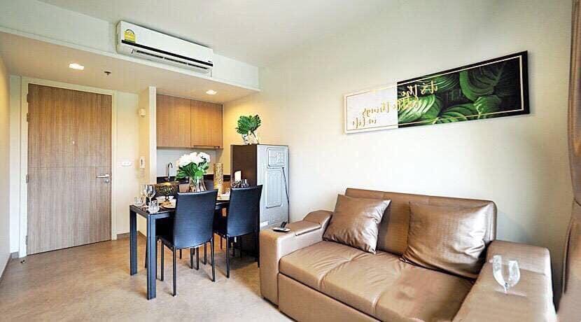 R960 Unixx South Pattaya - 1 bed - floor 17 18 19