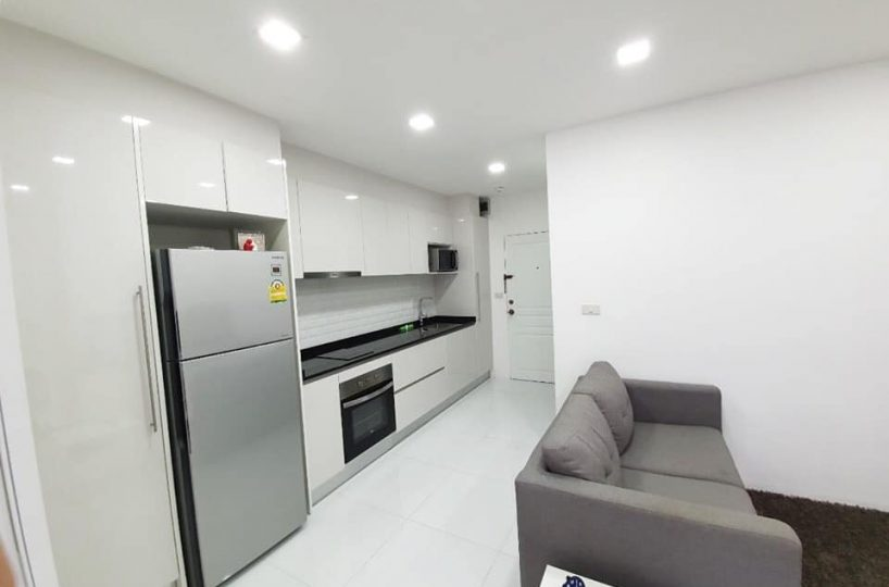 R973 Prime Suites Sukhumvit 18 - 1 bed - Floor 8