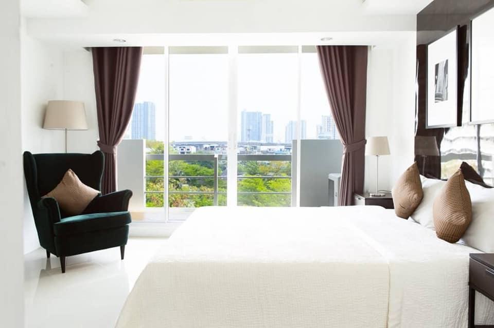 R908 Waterford Sukhumvit 50 - 2 bed 2 bath - floor 6