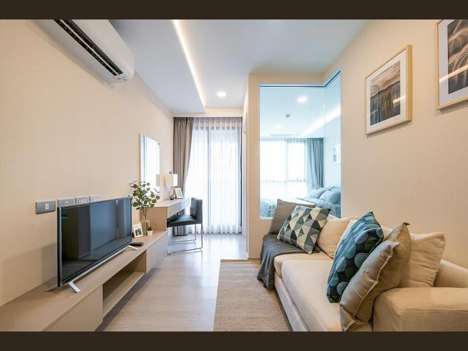 Vtara Sukhumvit 36 - 1 bed - Floor 3 (B.D)