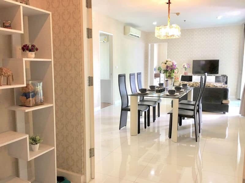 R974 The Bloom Sukhumvit 71 - 3 bed 4 bath - floor 7