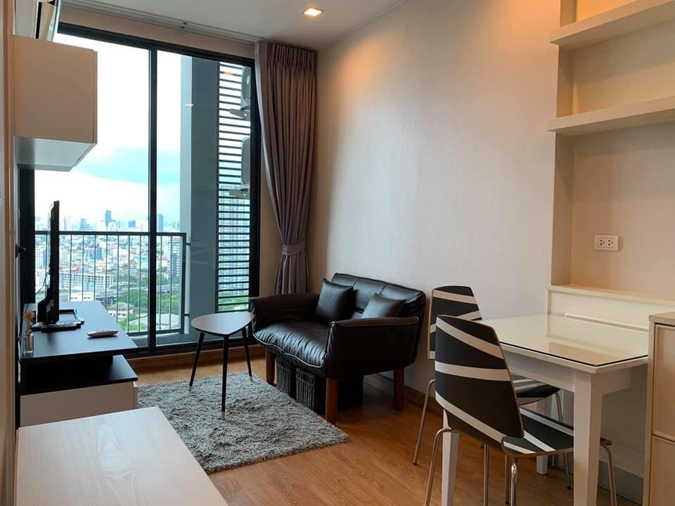 R970 Q House Sukhumvit 79 - 1 bed - floor 27