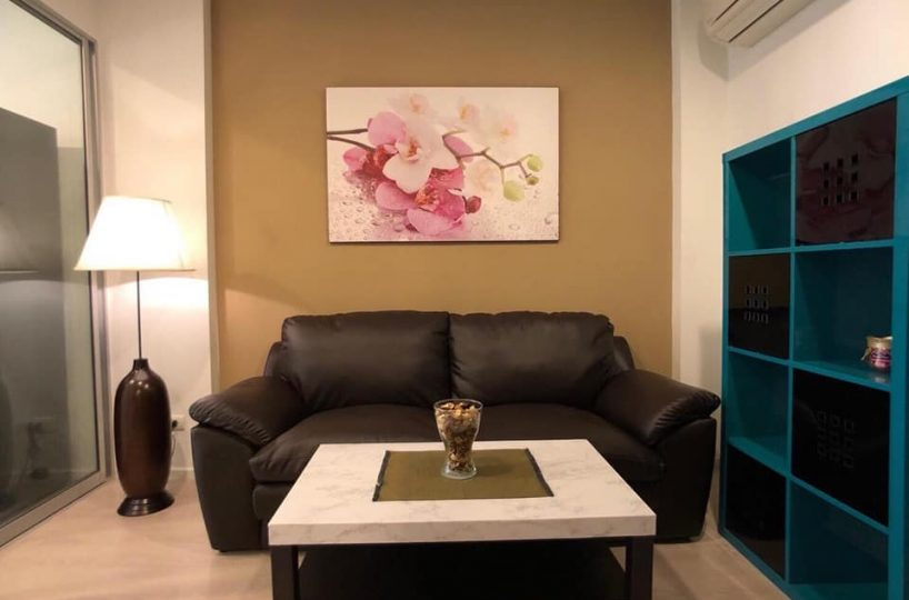 Rhythm Sathorn-Narathiwas - 1 bed - Floor 19