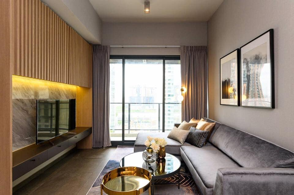 The Lofts Asoke - 1 bed - floor 17/18/19