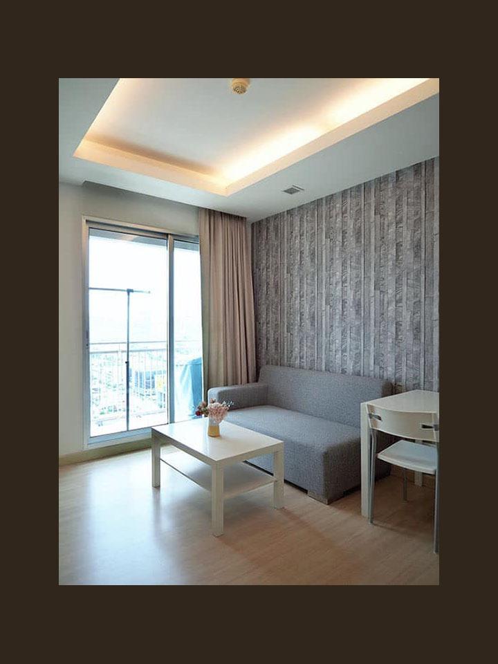 Thru Thonglor - 1 bed - floor 20