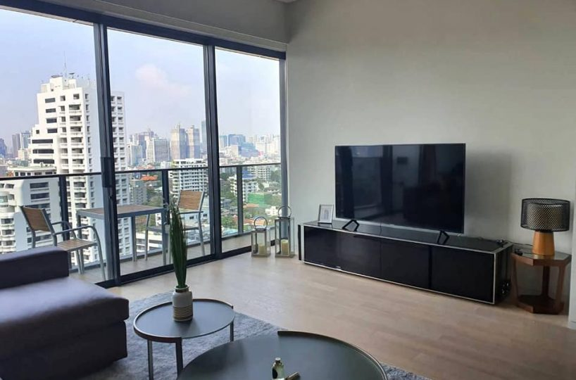 R1386 TELA Thonglor - 2 bed 2 bath - floor 14