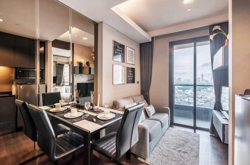 R1382 The Lumpini 24 - 1 bed - floor 12
