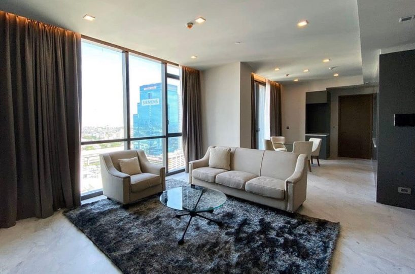 The Monument Condominium - 2 bed 3 bath - floor 22