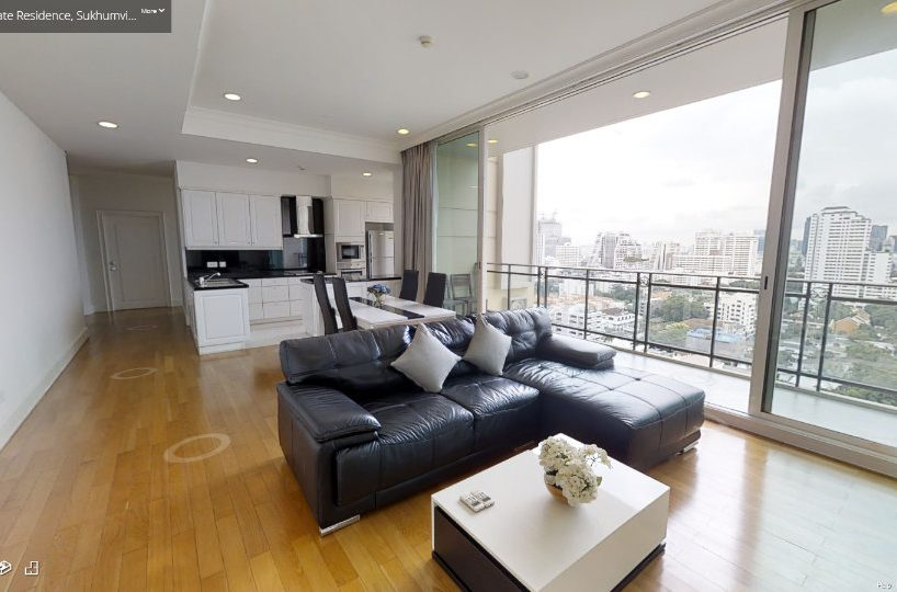 R1437 Royce Private Residences - 2 bed 2 bath - floor 18