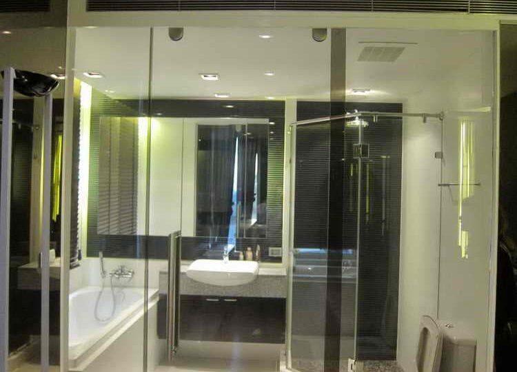 R1408 Manhattan Chidlom - 2 bed 2 bath - floor 8