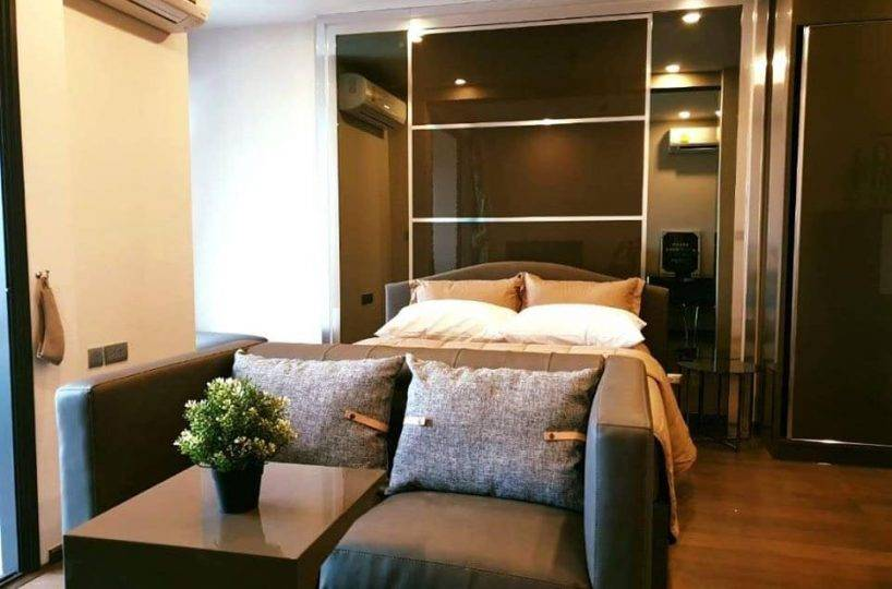 R1444 Ideo Q Ratchathewi - 1 bed - Floor 27