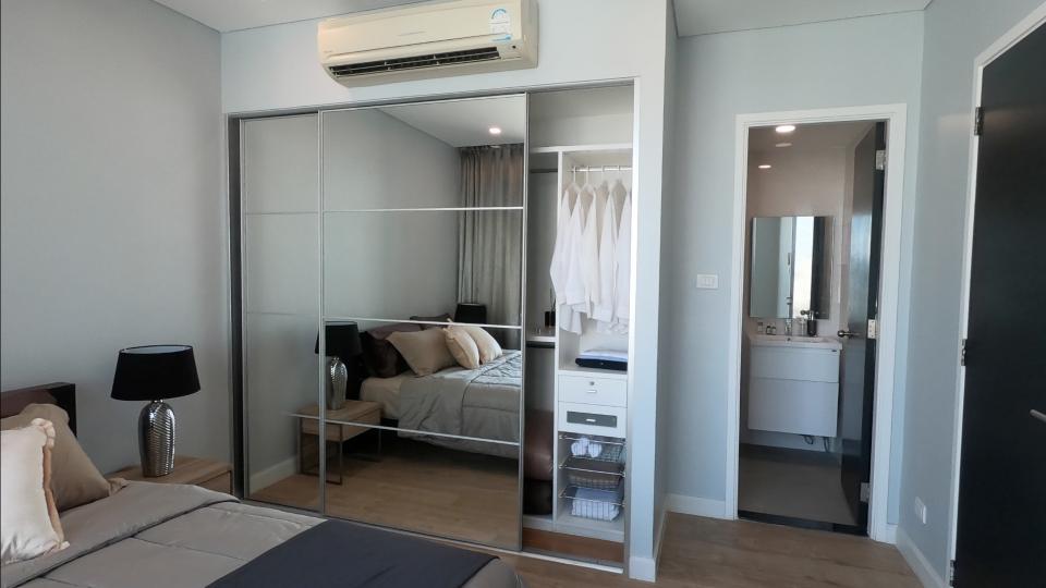Fullerton Sukhumvit - 3 bed 3 bath - floor 21 (21C)