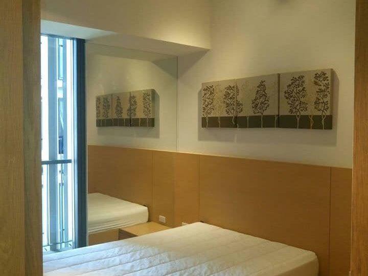 R1424 The Met Sathorn - 2 bed 2 bath - floor 18